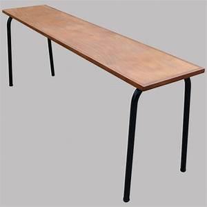 Table Cuisine étroite : table etroite ~ Teatrodelosmanantiales.com Idées de Décoration