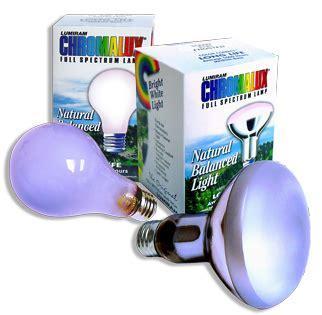 full spectrum light bulb  watt