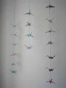 Mobile Basteln Origami : origami mobile ~ Orissabook.com Haus und Dekorationen