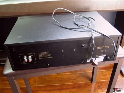 Nakamichi Rx 202 Cassette Deck by Nakamichi Rx 202 Cassette Deck Pending Sale Tk Photo
