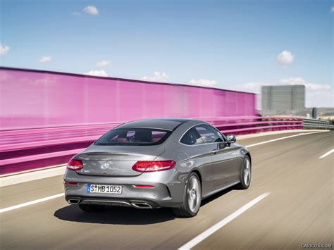 mercedes benz  class coupe  selenit grey