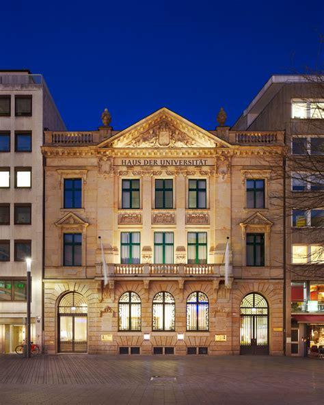 Haus Der Universität In Düsseldorf  Elektro Kultur