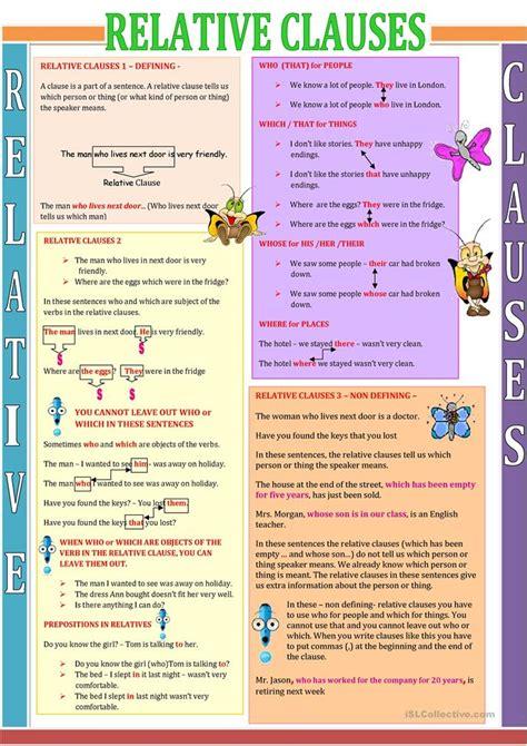 esl pronouns worksheets