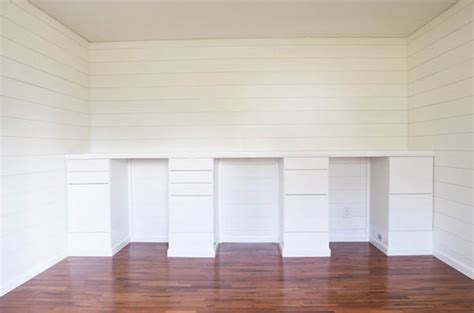 Built In Desk Cabinets by Schultz Ikea Cabinets Into A Built In