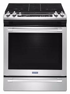 Maytag Mgs8800fz 30 Inch Gas Range With Power Preheat