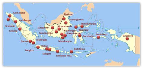 lokasi tambang emas  indonesia tambang emas