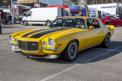 Best Of The Disco Era,'70s Cars And Style At Hot Rod Power