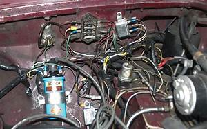 1974 Mgb    Engine Turns Over Wont Start    Serious Wiring