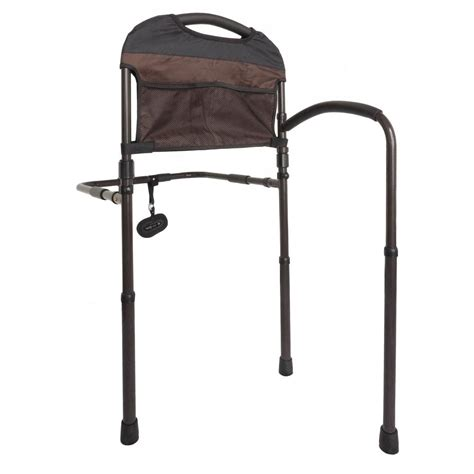handicap bed rails drive 22 in x 1 in bathtub grab bar safety rail in white