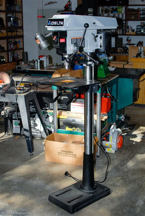 delta floor standing drill press a tool that i don t to restore the bench