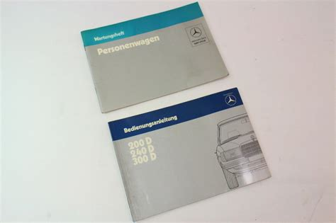 mercedes operating instructions owners manual