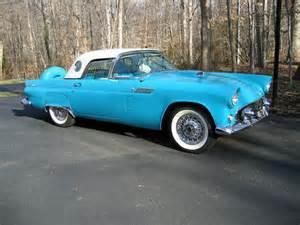 1956 Ford Thunderbird Car