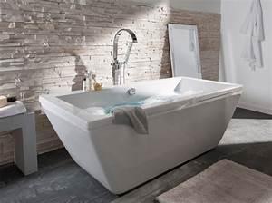 Baignoire Pour 2 : baignoire double place ~ Edinachiropracticcenter.com Idées de Décoration