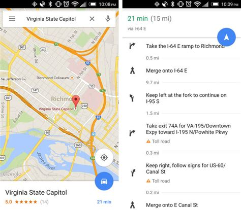 maps app for android what s the best maps and navigation app for android