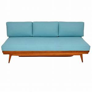 retro sofa daybed by wilhelm knoll vintage 1950s for sale With vintage sofa bed for sale