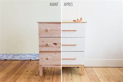 Relooker Une Commode Ikea by Ikea Hacks Le Do It Yourself Pour Relooker Vos Meubles