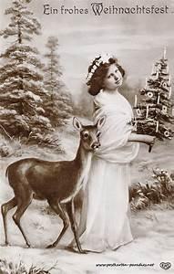 Weihnachtskarten Mit Foto Kostenlos Ausdrucken : alte weihnachtskarten mit frauen m dchen familien alte ~ Haus.voiturepedia.club Haus und Dekorationen