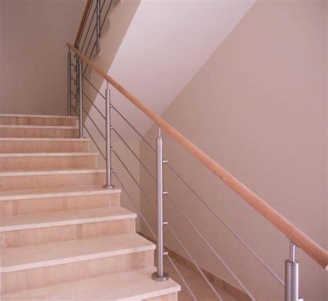 garde corps inox 224 4 tiges sur escalier b 233 ton