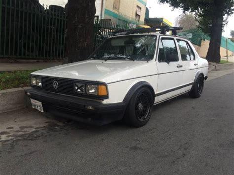 Classic Volkswagen Jetta