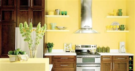 tips   yellow themed kitchen