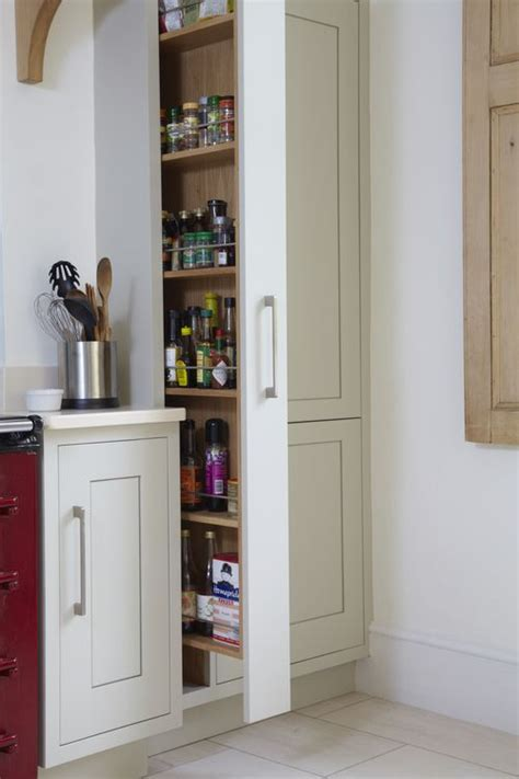 Narrow Pull Out Spice Rack by The World S Catalog Of Ideas