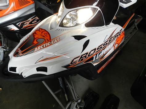 arctic cat crossfire  sno pro shows hrs