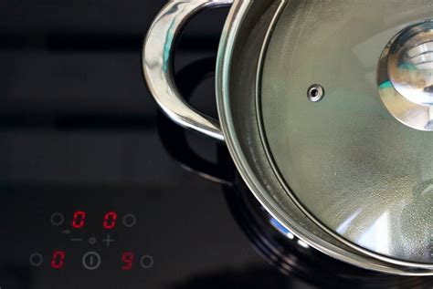 glass stove cookware induction bottom cooking flat smooth pot appliances help stainless steel pcrichard ok any lid
