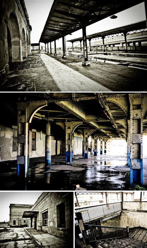 abandoned stations station trains tunnels railways oakland train bridges urban willis chris