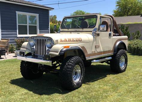 Jeep Laredo For Sale Bat Auctions Closed