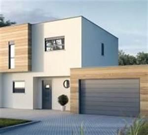 plan de maison contemporaine constructeur metre carre With attractive plan de maison cubique 17 maison contemporaine moderne et design d architecte