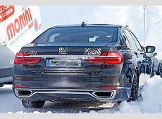 2018 BMW M7 Prototype Revealed in Latest Spyshots