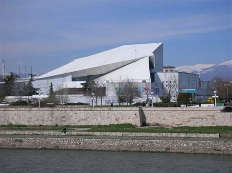 opera house skopje style photo