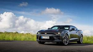 2017 Chevrolet Camaro 50th Anniversary Edition 2 Wallpaper ...