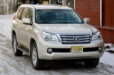 2011 Lexus Gx 460 Review Photo Gallery Autoblog