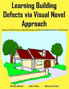 Learning Building Defects Via Visual Novel Approach