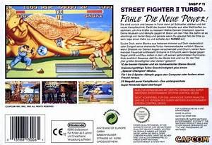 Street Fighter Ii Turbo Box Shot For Super Nintendo