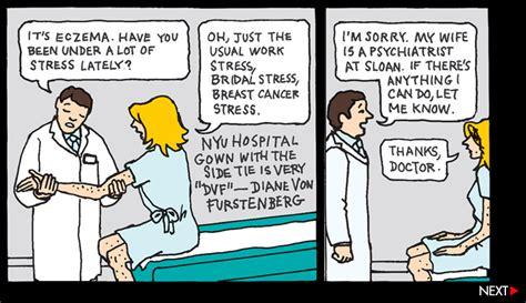 A Comic Take On Cancer?