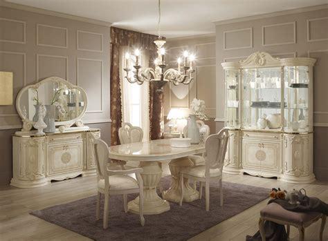 buffetschrank kommode mit spiegel great weiss silber