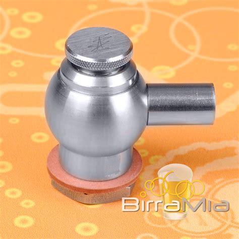 rubinetto inox rubinetto inox con beccuccio rotante per birrificazione
