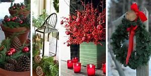 Dcoration Noel Exterieur Balcon Exemples D39amnagements