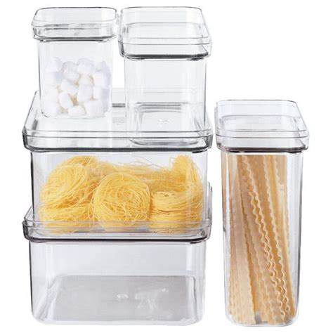 Modular Canisters  Preserve, Pantry And Beans