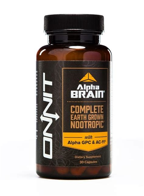 alpha brain ingredientsgaba