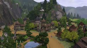 The Sims 3 Entworld - Fantasy World Download