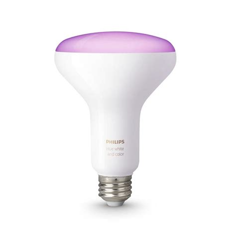 philips hue lights philips hue white and color ambiance br30 60w equivalent