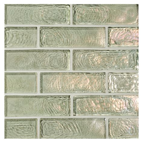 glass kitchen backsplash water sky glass mosaic tile morning iridescent 1227