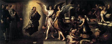 la cuisine des anges biographie et œuvre de bartolomé estéban murillo