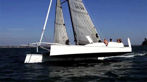 Xs Catamaran xs 35 catamaran youtube