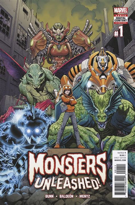 Monsters Unleashed #1 Five Page Preview - NerdSpan