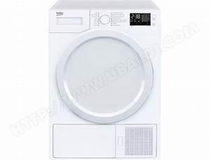 Seche Linge Pas Cher A Condensation : beko ds7433paow pas cher s che linge condensation beko ~ Premium-room.com Idées de Décoration