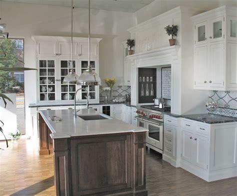 modern traditional kitchen cabinets design ideas